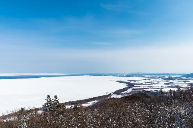 サロマ湖展望台|各課からのお知らせ|佐呂間町